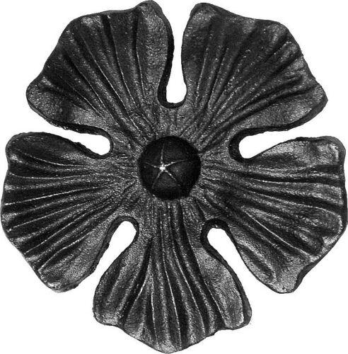 Zierblume Blüten Zierrosette Kunstschmiede 021.115 Geländerherstellung Bestpreis