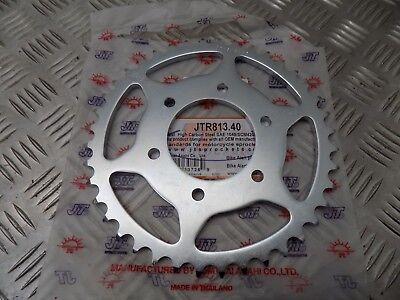 SUZUKI TM400R TS250 AB//C//ER 1977-1983 TS400 REAR SPROCKET JTR813-40 TEETH