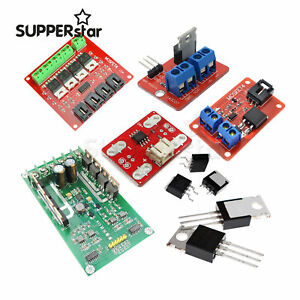 10PCS H-bridge Stepper Motor Dual DC Motor Driver Controller Board L9110S NEW