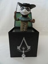 Assassin's Creed Brotherhood Collector's Edition DOCTOR Jack in the Box - NEW