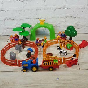 Playmobil-123-Gran-Zoo-Granja-Conjunto-de-6754-figuras-de-animales-de-remolque-de-tractor