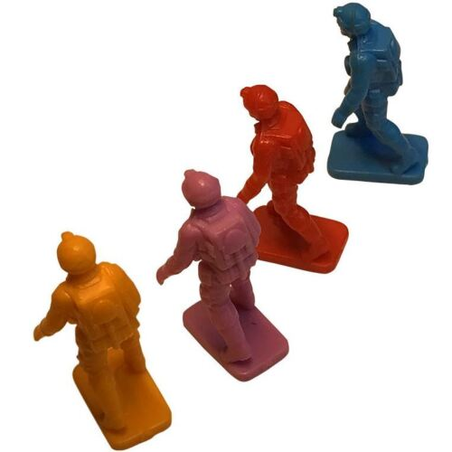 FIREBALL ISLAND Original PLAYER FIGURE Single Piece Pawn Only - choose color