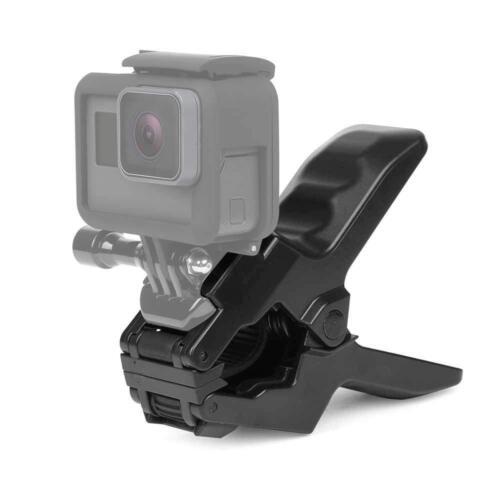 Jaws Flex morsetto GoPro Hero 6 Black GoPro Hero 5 Black GoPro Hero 4//3+//3