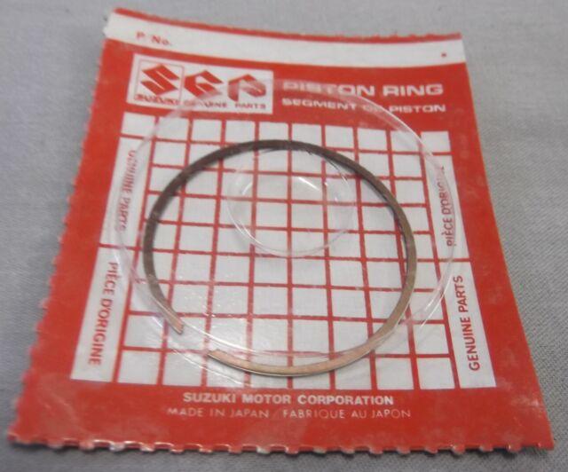 NOS Suzuki RM80 1986-1999 OEM Piston Ring STD 12141-02B70