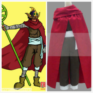 New One Piece Usopp Cosplay Costume Custom Made Free Shipping Ebay