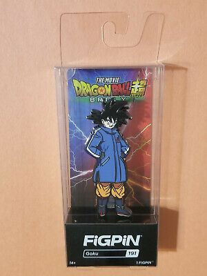 Figpin Dragon Ball Super Ultra Instinct Goku Collectible Pin #359 NEW