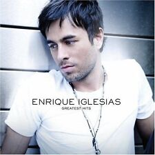 ENRIQUE IGLESIAS (GREATEST HITS - CD SEALED + FREE POST)