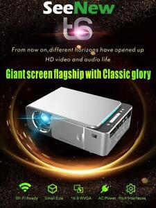 Smart-Projector-3500-Lumens-T6-WIFI-HD-Video-Portable-Home-Theater-Projecteur