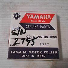 GENUINE YAMAHA PARTS STD RING DT200R 1991/1998 3ET-11610-01