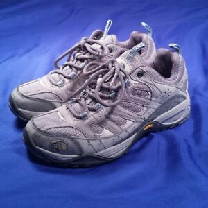 North Face Shoes Vibram X2 Hiking Grey