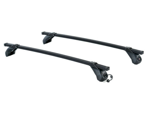 BARRE PORTATUTTO PREALPINA LP64 PER DODGE NITRO DAL 2007 CON RAILING IN METALLO