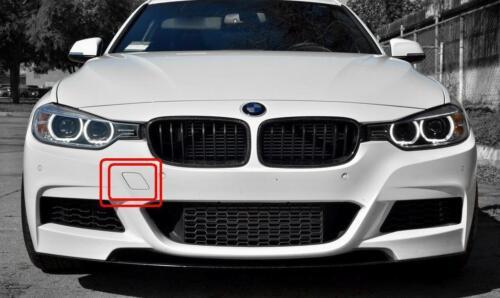 BMW f30 f31 Nuovo Originale M Sport gancio traino paraurti anteriore Eye Cover CAP 8067961