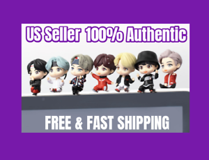 BTS Official TinyTan BTS Monitor Figure 100% Authentic US Seller