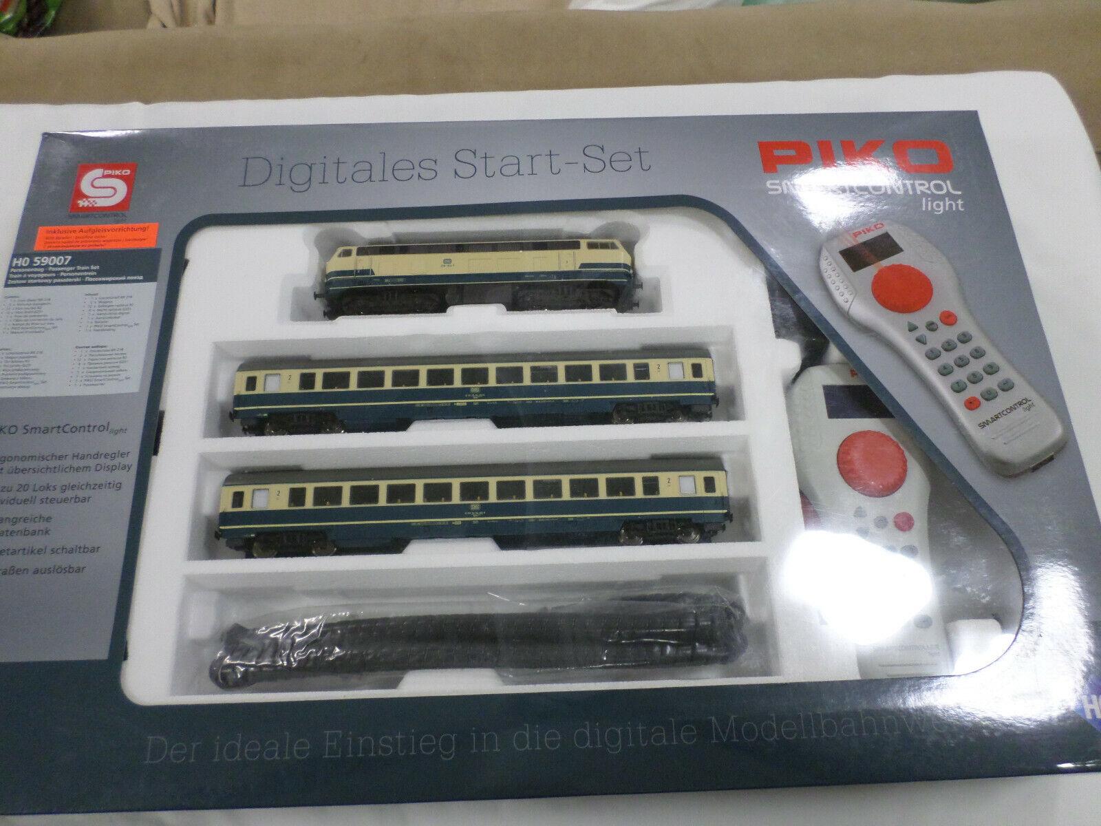 Piko HO59007 HO Scale Starter Set