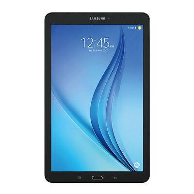 """Samsung Galaxy Tab E 9.6"""" 16 GB Wifi Tablet (Black) SM-T560NZKUXAR"""