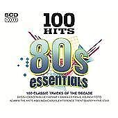 Various Artists - 100 Hits 80s Essentials 2013 - 5 CD's