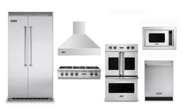 Viking Island Luxury Kitchen With Two Free Appliances And 1432 Rebate For Sale Online