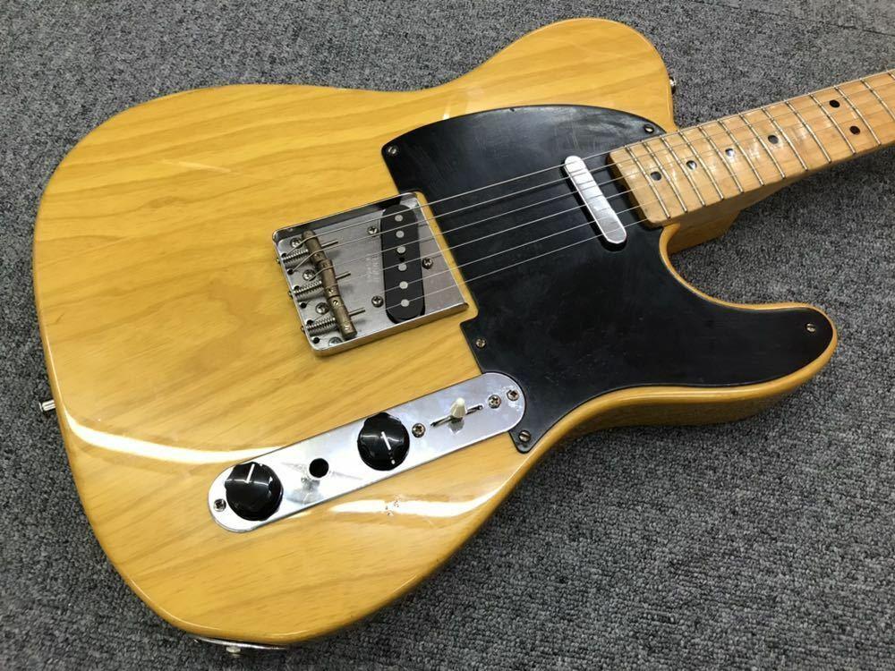 Fender Japan TL52U JAPAN schöne seltene EMS F S