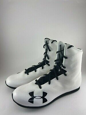 Condensar coro Gallina  RARE NEW Under Armour Highlight Boxing Shoes | SZ 9.5 | 3023003 ...