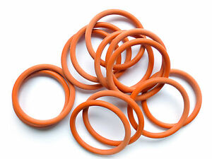 Kolbenringe O-Ring passend für DeLonghi EAM//ESAM//ECAM Brühgruppe 20 Stück