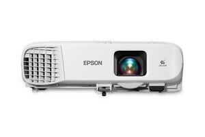 Epson PowerLite 980W WXGA 3LCD Projector - 3800 Lumens