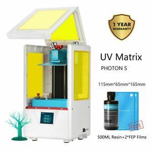 EU-ANYCUBIC-Photon-S-LCD-Imprimantes-3D-Resine-UV-405nm-2-8-034-TFT-double-axe-Z