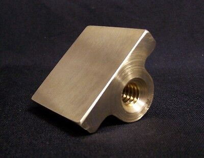 """3//4/"""" 8 Pitch Right Hand Flange Type Acme Bronze Nut"""