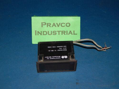 Control Products TI-100-24 Temperature Controller TI10024
