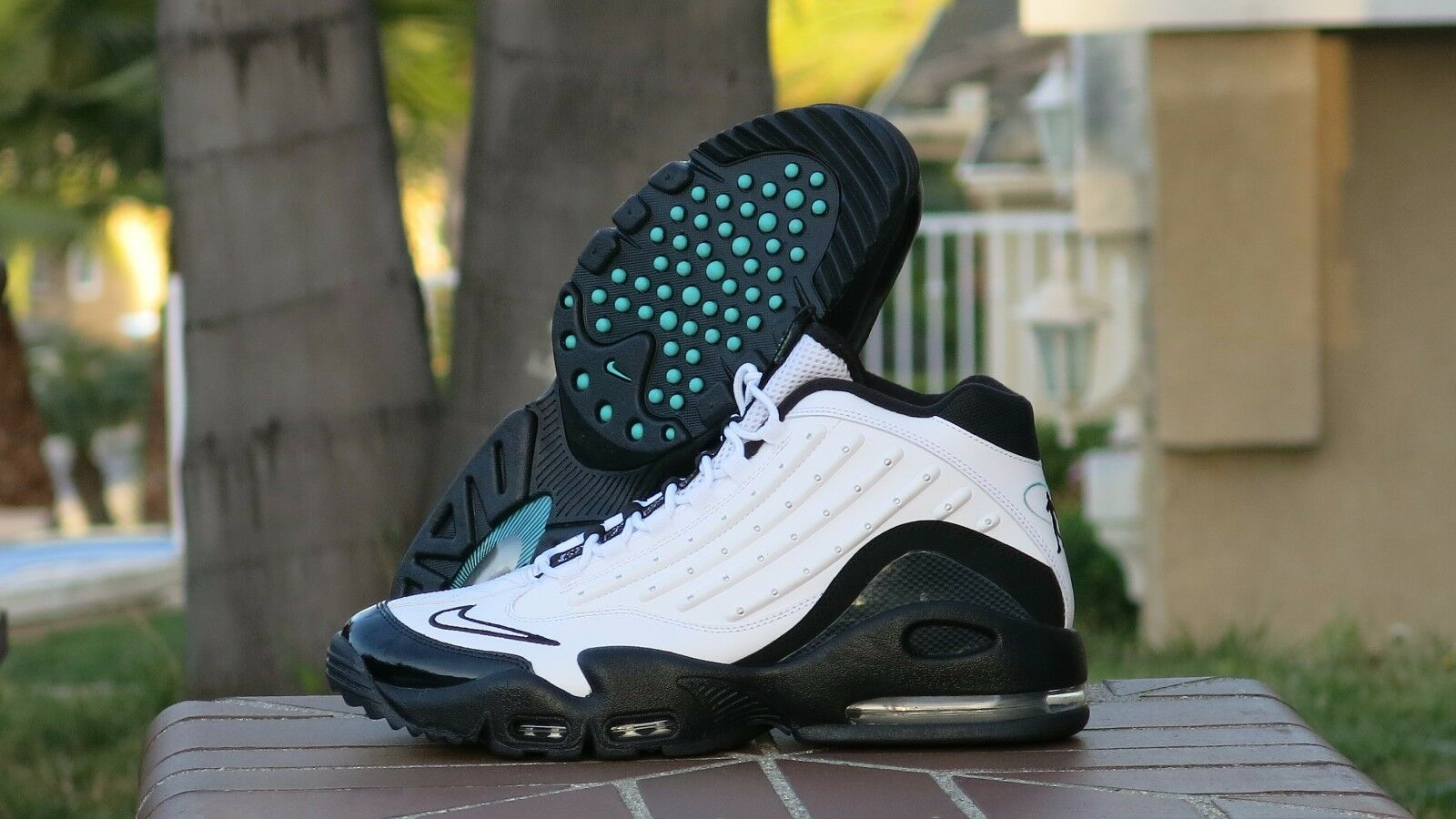 Nike Air Griffey Max II Men's Athletic Sneakers 442171-101 Price reduction The latest discount shoes for men and women