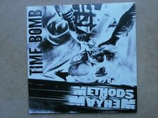 CD - METHODS of  MAYHEM - Time Bomb (PROMO FOR PROMOTIONAL USE ONLY)
