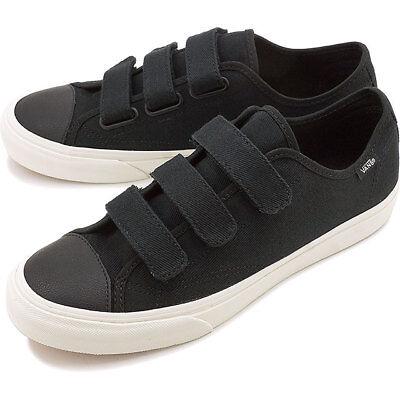 black vans no laces