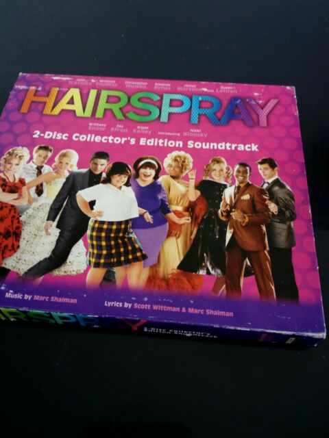 Various Artists - Hairspray - Various Artists CD IQVG The Cheap Fast Free Post