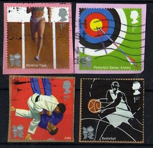 2010-Olympic-self-adhesive-booklet-stamps-Books-1-amp-2-FU