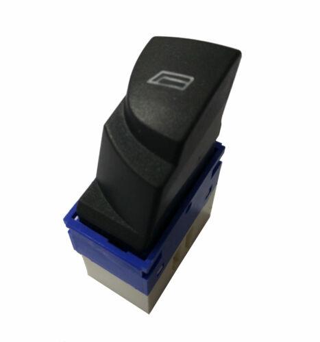 PULSANTE ALZACRISTALLO-FIAT-ANTERIORE SX-1 TASTO-6 PIN-6300216