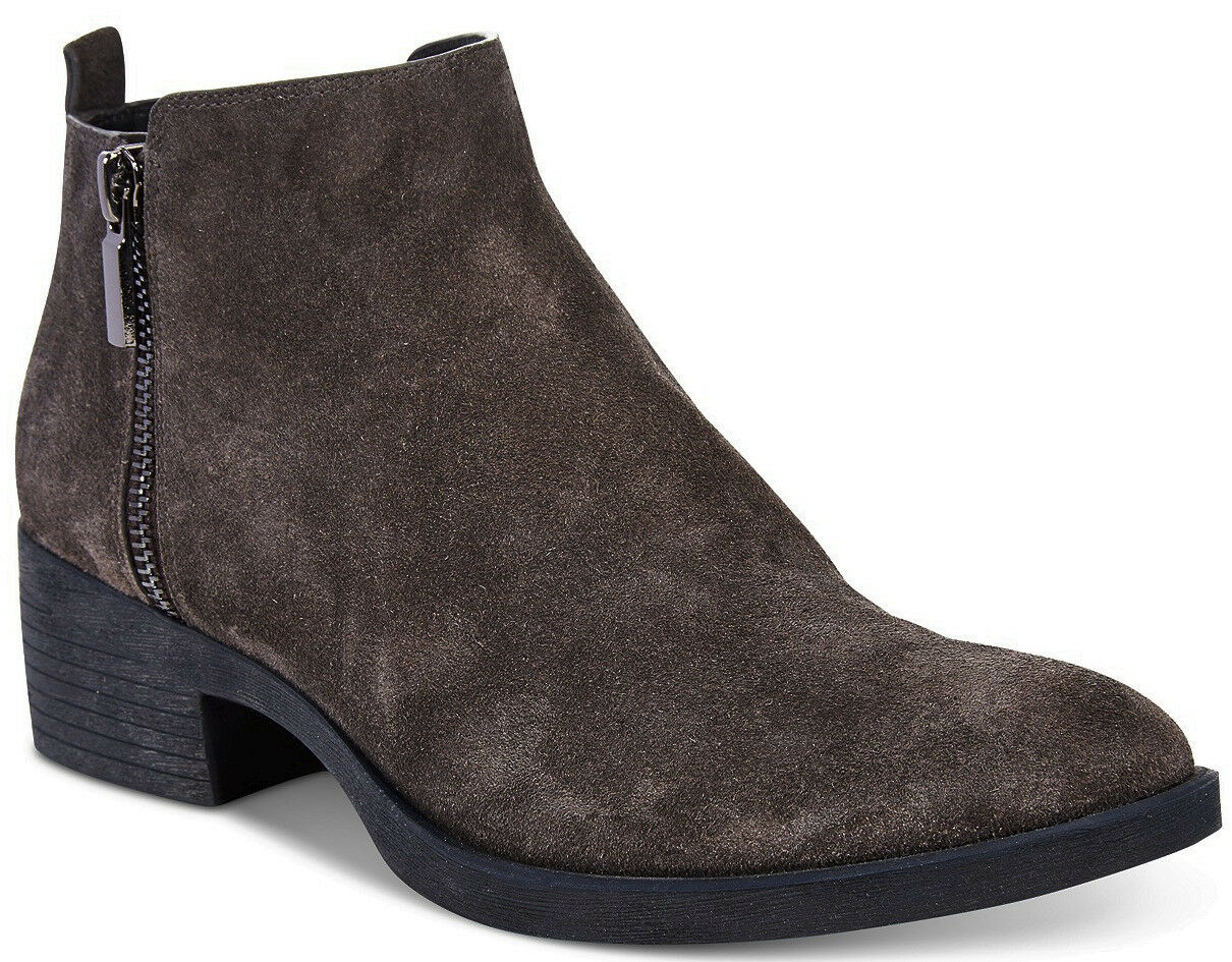Kenneth Cole New York Women's Levon Ankle Bootie - Asphalt - Size 7