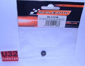Spielzeug Initiative Scaleauto Sc-1722b Riemenscheibe Gezahnt 12 Zähne 1.8mm Achse 3mm Schwarz Kinderrennbahnen