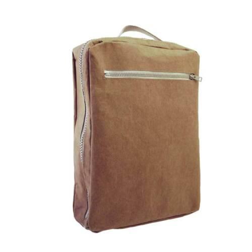 Essent/'ial Survival Man Bag porta camice da viaggio in carta riciclata