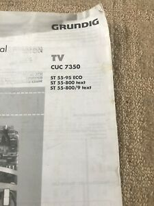 Grundig-CUC7350-Service-Manual-for-Television