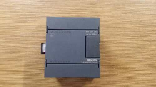 1PC Siemens 6ES7 231-OHC22-OXAO 6ES7231-OHC22-OXAO Module Tested