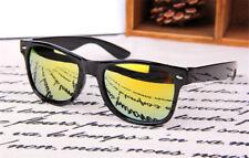 2f01700ba6f Fashion Vintage Retro Men Women Round Frame Sunglasses Glasses Eyewear