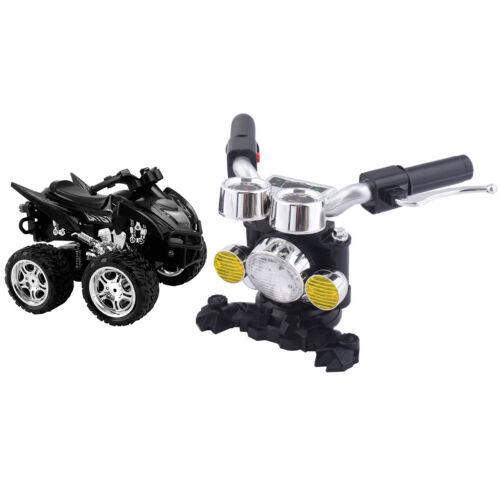 RC Motorrad Racing Ferngesteuert Motorcycle+echtem Steuerelement+Sound 4D ATV