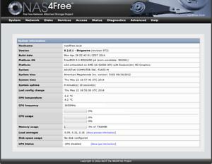 Details about Xigma NAS4Free USB Linux NAS BSD based home file media server