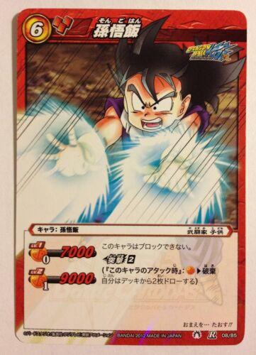 Dragon Ball Miracle Battle Carddass DB10-08 R