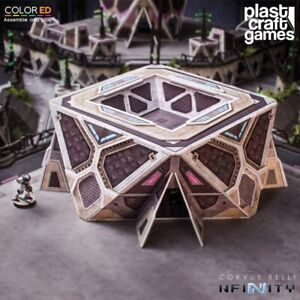 Plast Craft Games Box Infinity de couleur noire