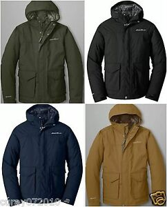 0904911cc04 NWT Eddie Bauer Men's 2015 Weatheredge Superior Down Jacket Coat ...