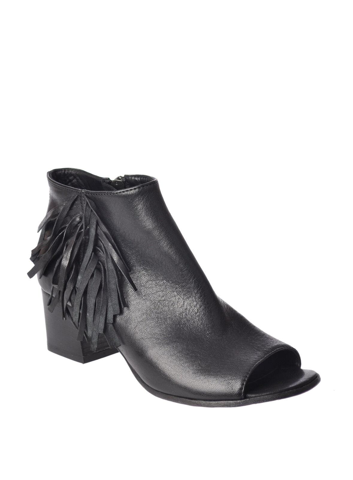 Lemarè  -  Ankle boots - Female - Black - 1893715A183948