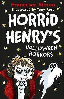Horrid Henry's Seriously Spooky Joke Book by Francesca Simon (Paperback, 2017)