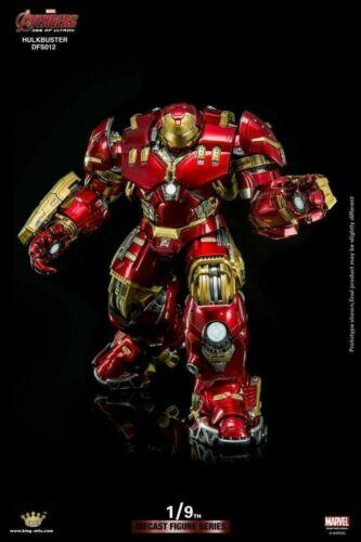 In STOCK King arts KA Iron Man Hulkbuster Mark 44 MK XLIV Diecast Not Hot Toys