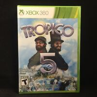 Tropico 5 (xbox 360) Brand / Factory Sealed