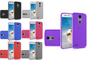 official photos d26e1 2a050 Details about TPU Gel Case Cover for LG Premier Pro 4G LM L413DL L413DG  LML414DL / Harmony 2